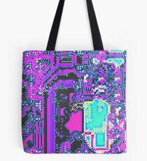 CGA Style  Tote Bag