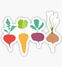 Veggies Sticker