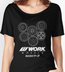 Work Wheels Women's Relaxed Fit T-Shirt