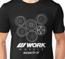 Work Wheels Unisex T-Shirt