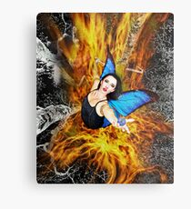 Always with Me, Always with You Metal Print