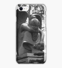 Weeping Angel II iPhone Case/Skin
