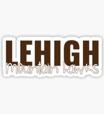 Lehigh Universität Sticker