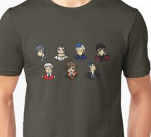 persona 3-boys Unisex T-Shirt