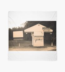 Auburn, NY - Drive-In Theater Scarf