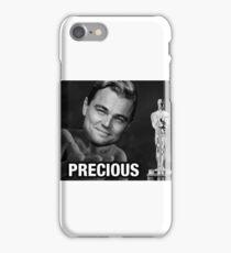 Leonardo reacting to Oscar iPhone Case/Skin
