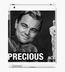 Leonardo reacting to Oscar iPad Case/Skin