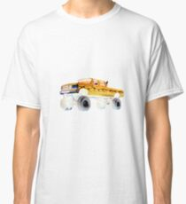 1997 Ford F350 XLT MONSTER TRUCK GOLD Classic T-Shirt