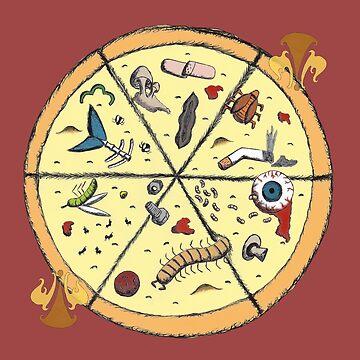 Maniac Pizza by ARTStramik