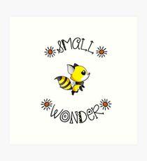 Small Wonder - Nursery Decor Art Print