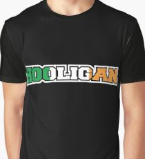 Irish Hooligan Graphic T-Shirt
