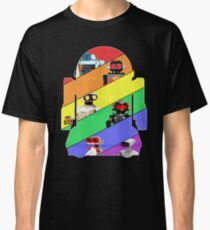 We are the ROBOTS (retro edition) Classic T-Shirt
