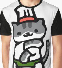 Guy Furry - Neko Atsume Graphic T-Shirt