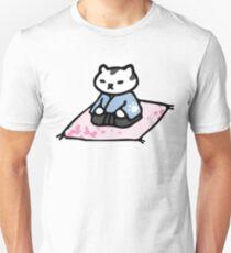 Mr Meowgi - Neko Atsume Unisex T-Shirt