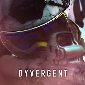 DYVERGENT - VALOR (Official) #2 by nwdesign