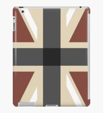 UK Chav Pride flag iPad Case/Skin