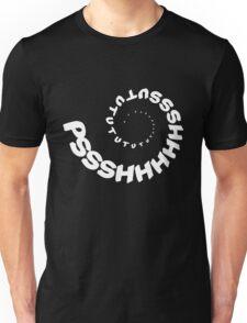 PSHHSUTUTU - Turbo Dose Boost Noise JDM Window Sticker / Tee - White Unisex T-Shirt