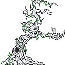 303 tree by asyrum