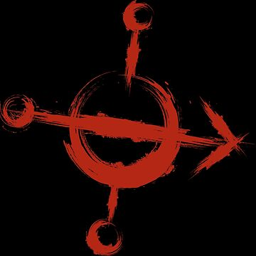 Hunter's Freedom Symbol by MenteCuadrada