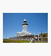 Cape Byron Light House Australia Photographic Print