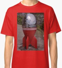 Blown Up,Sculptures By Sea,Australia 2015 Classic T-Shirt