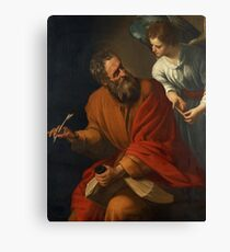 ST. MATTHEW Canvas Print