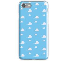 Toy Story Clouds  iPhone Case/Skin