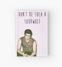 Dylan O'Brien -- Teen Wolf Hardcover Journal