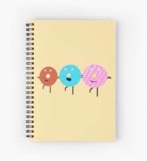 The Dokettes Spiral Notebook