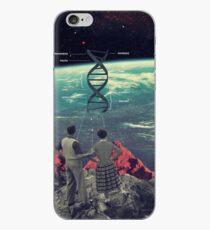 Distance And Eternity iPhone Case