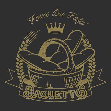FOUX DU FAFA by Boulinosaure