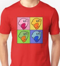 Kirby Colour T-Shirt
