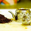 Tea infuser by Mark Batten-O'Donohoe