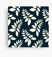 Fern - Pattern Canvas Print