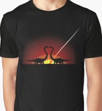 Prehistoric Passion Graphic T-Shirt