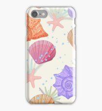 "StylePrint ""UnderSea shells"" iPhone Case/Skin"