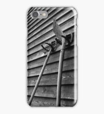 On the Courtyside iPhone Case/Skin