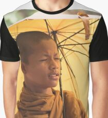 Chanting Graphic T-Shirt