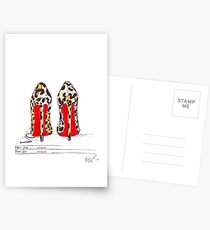 Louboutin Obsession Postcards