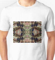 Fractal Curlers Unisex T-Shirt