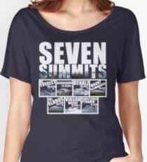 Seven Summits Women's Relaxed Fit T-Shirt