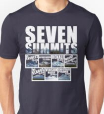 Seven Summits Unisex T-Shirt