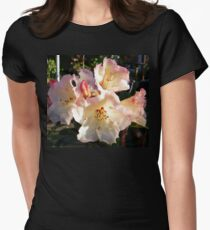 Pretty after the Rain Women's Fitted T-Shirt