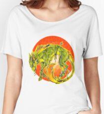 Tarot Wolf Women's Relaxed Fit T-Shirt