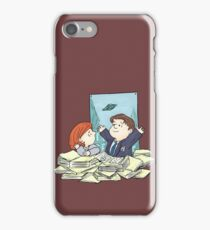 the great conspiracy iPhone Case/Skin