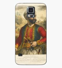 Friedel, Adam de THE GREEKS. TWENTY FOUR PORTRAITS OF THE PRINCIPAL LEADERS AND PERSONAGES WHO HAVE MADE THEMSELVES MOST CONSPICUOUS IN THE GREEK REVOLUTION. LONDON AND PARIS Case/Skin for Samsung Galaxy