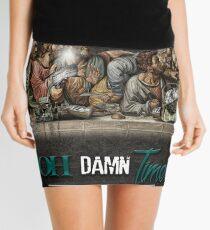 Oh Damn Time Apparels  Mini Skirt