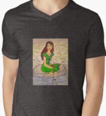 Irish Blessings Men's V-Neck T-Shirt
