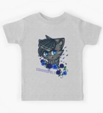Cinderplet Warrior Cats Kids Tee