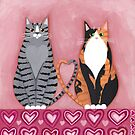 The Love Cats  by Ryan Conners